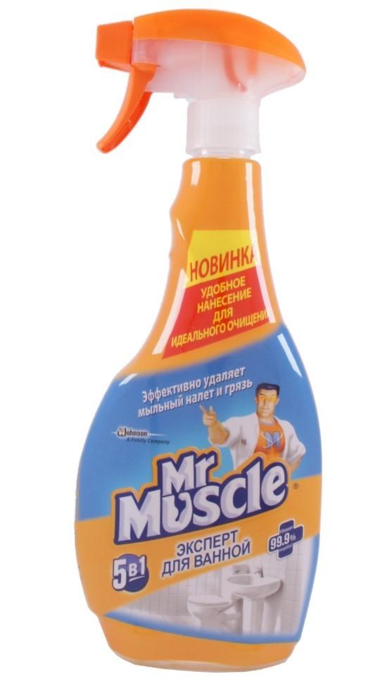 Мистер Мускул Эксперт для мытья духовки
