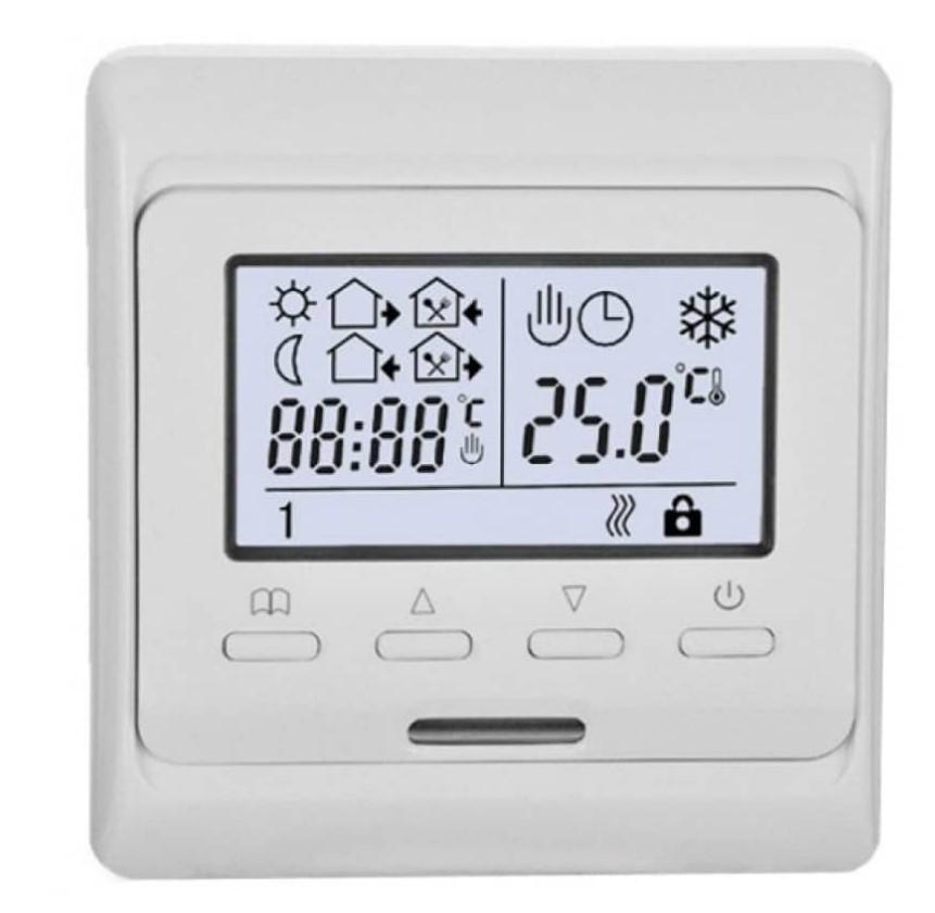 Термостатов с терморегуляторами