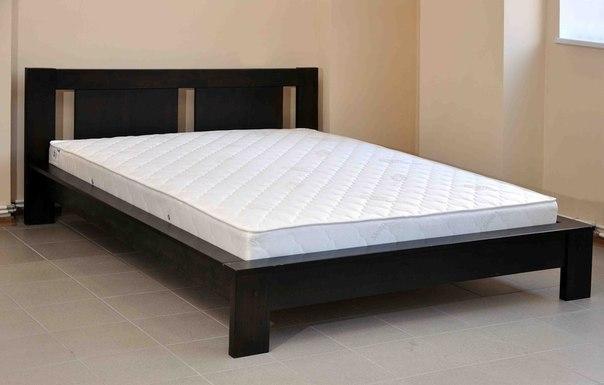 Кровать из ДВП